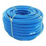 Poolomio Poolschlauch, qualitativ hochwertiger Wasserschlauch für Pool und Schwimmbad, 32 mm...