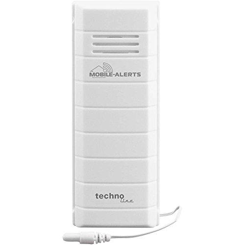 Mobile Alerts MA 10101 Temperatursender, Zusatzsender, perfekt zur Überwachung der Temperatur von...