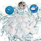 KWODE Filter Balls, Filterballs für sandfilteranlagen 700g Filterbälle ersetzen 25 kg Filtersand...
