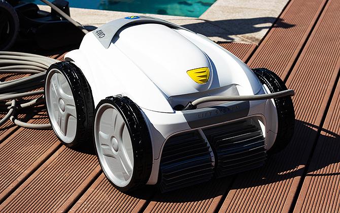 Pool Roboter Zodiac RV 5470 Pro 4WD